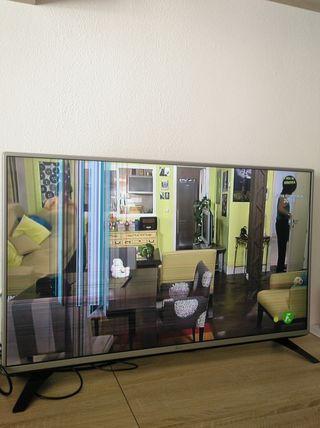 Televisión LG 43' pulgadas