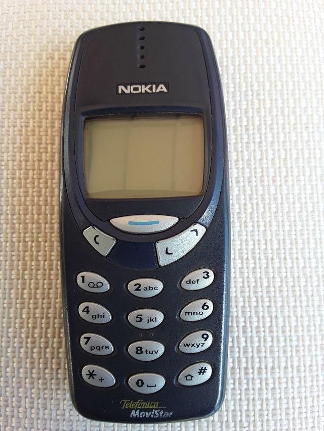 Movil Nokia 3330
