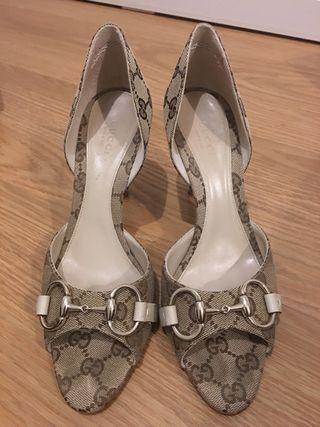 Sandalias de Gucci T.37