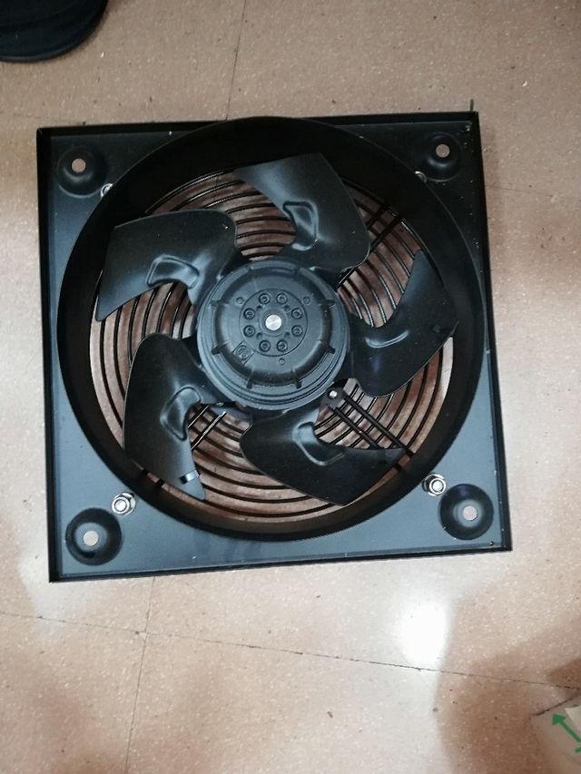 extractor ventilador industrial
