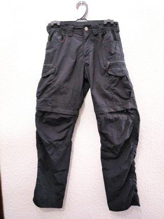 Pantalón Trekking Desmontable 38