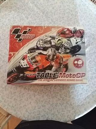 Juego de mesa Moto GP