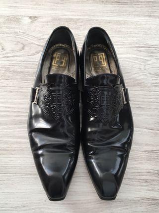 Zapatos piel CARLO PIGNATELLI