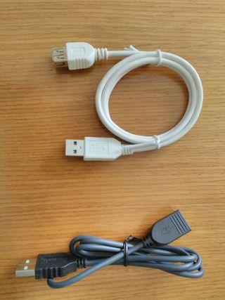 Alargadores de USB