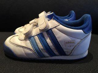 zapatillas niño 22 adidas