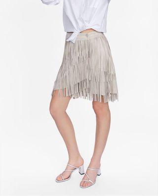 Falda Zara nueva colección