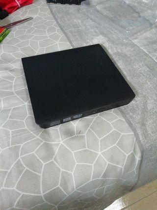 Grabadora DVD Externa USB 3.0