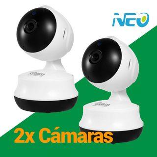 Oferta 2 cámaras NeoCoolCam NIP 61GE IP WiFi HD 72