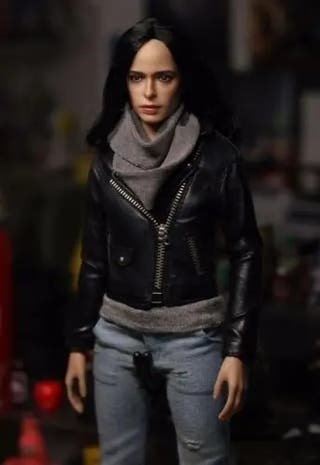 Jessica Jones the defenders Marvel 1/6