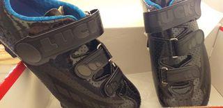 Zapatillas Luck Matrix azul MTB N.41