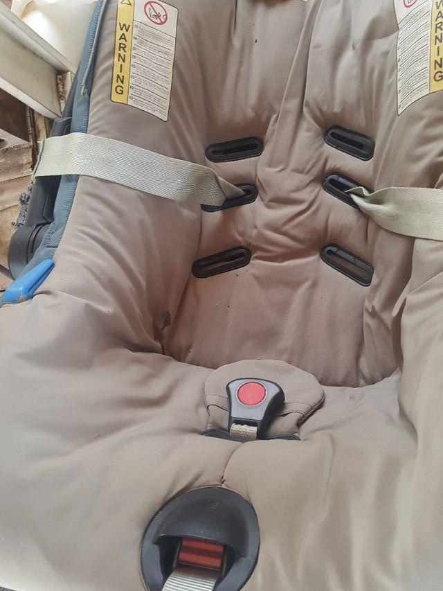 we vende silla de bebe