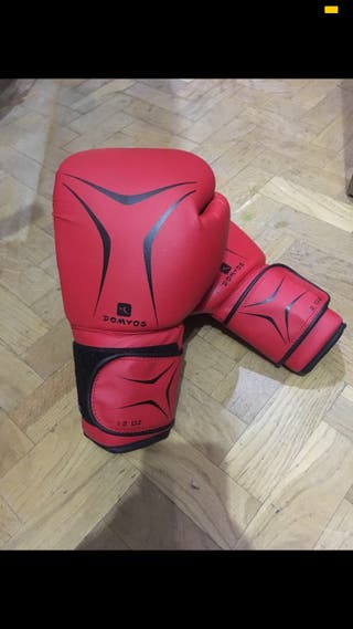 Guabtes boxeo 12 oz