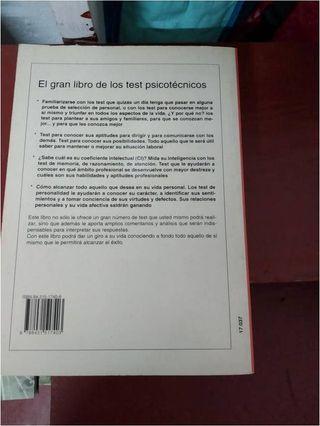 El gran libro de los psicotécnicos