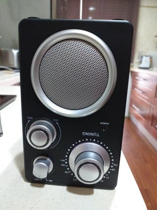 RADIO FM/MP3 SOEAKER