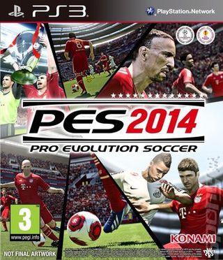 PS3 pes pro evolution soccer 2008 9 10 11 12 13 14