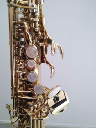 Saxofón soprano - Selmer Serie III