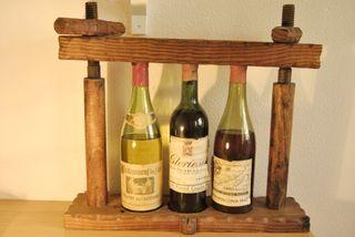 Prensa vinos