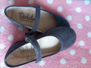 Zapato niña t 27
