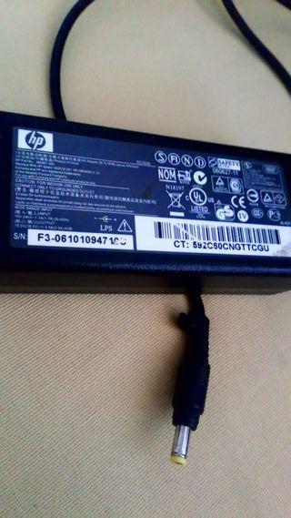 hp cargador para ordenadores portátiles HP