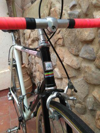Bicicleta GAC de carretera