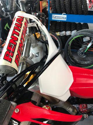 Honda crf 450 2016