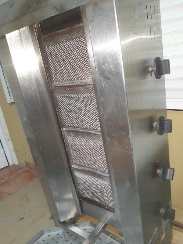 asadora de kebab