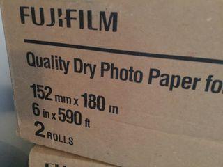 Papel fotografico fujifilm dl 600