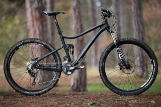 MTB TRAIL DOBLE 120 XT Merida One Twenty 27,5