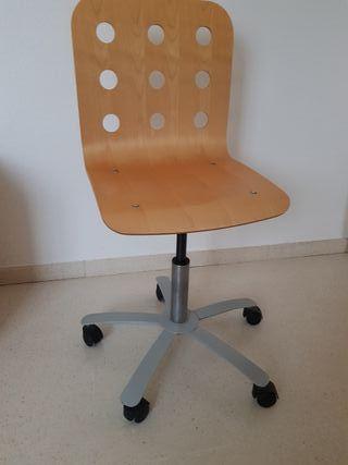 Silla ordenador Ikea