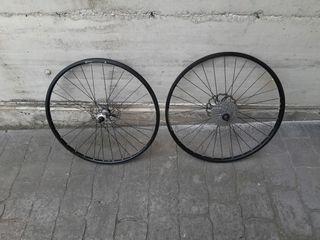 despiece bicicleta montaña