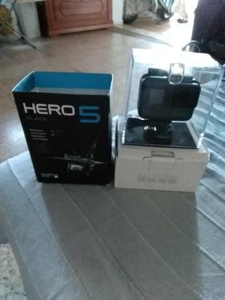 cámara GoPro