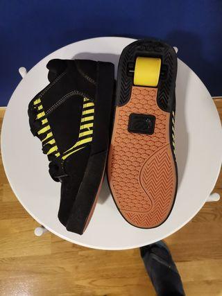 Heelys - zapatos con ruedas
