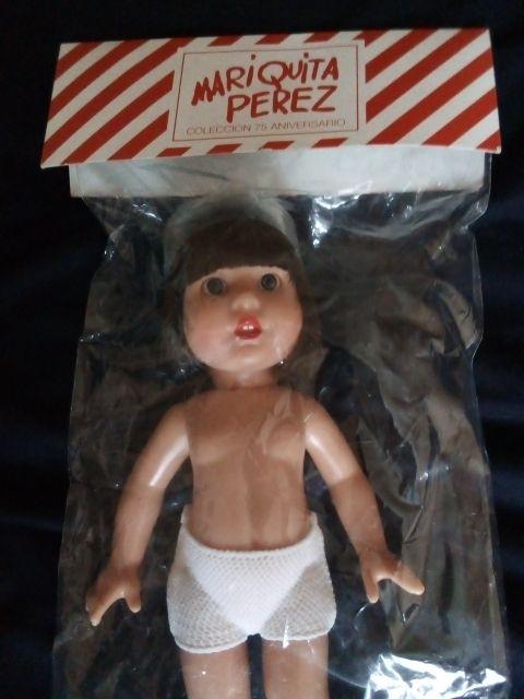Muñeca Mariquita Pérez