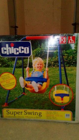 Columpio Infantil Marca Chicco