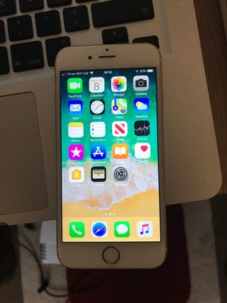iPhone 6s 16 GB unlocked to all uk SIMS