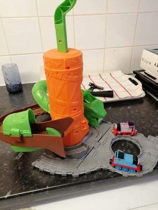 Thomas the tank engine shake and rattle