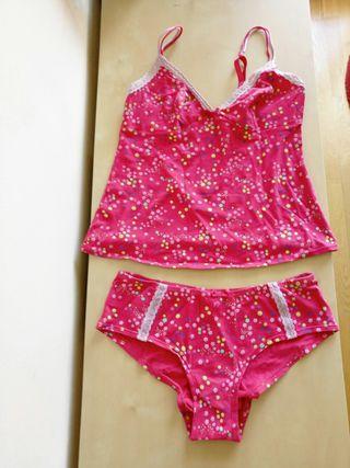pijama de verano de Etam