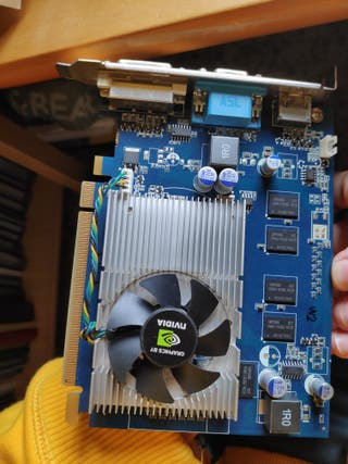 Tarjeta gráfica GeForce 9500gs