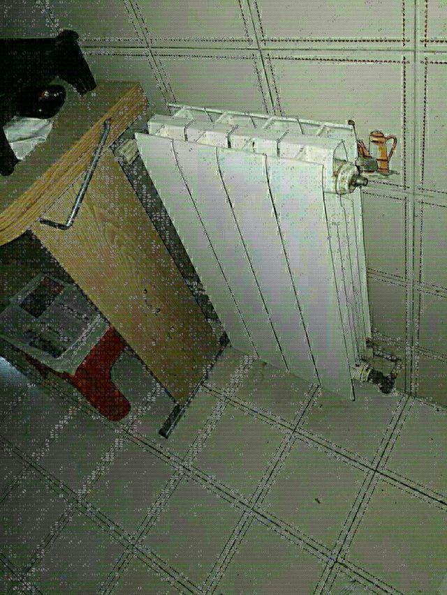 radiadores con caldera