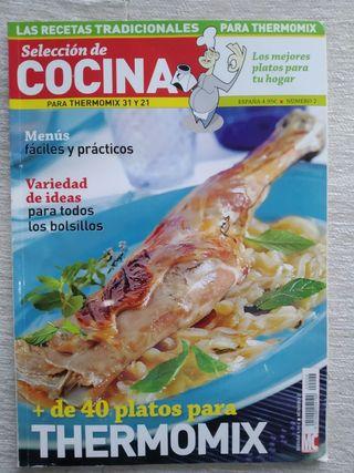 Revista cocina Thermomix