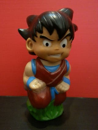 figura bote de colonia dragon ball