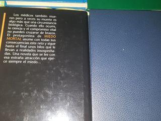 Libros y novelas variadas
