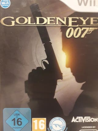 007 Golden Eye (Wii)