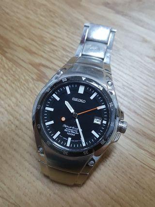 4a80642b47e0 Reloj Seiko Kinetic de segunda mano en la provincia de Barcelona en ...