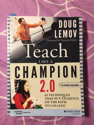 Libro+CD Teach like a champion