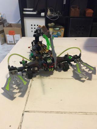 Nave Lego con figura