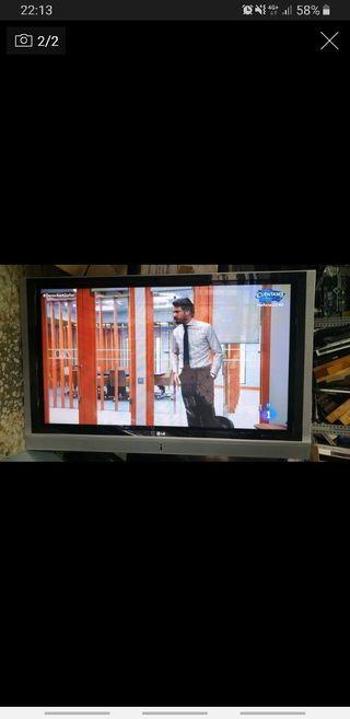 """TelevisiÓn plasma 50\\\\\\\"""" tdt esterno"""