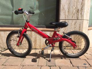 """Bicicleta kokua like to bike 16"""""""