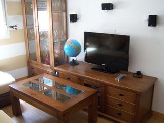 Muebles Madera Salón Comedor Completo