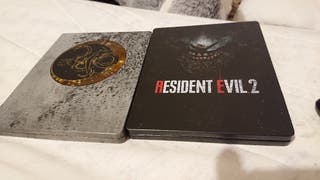 resident evil 2 y sadow of the tomb raider